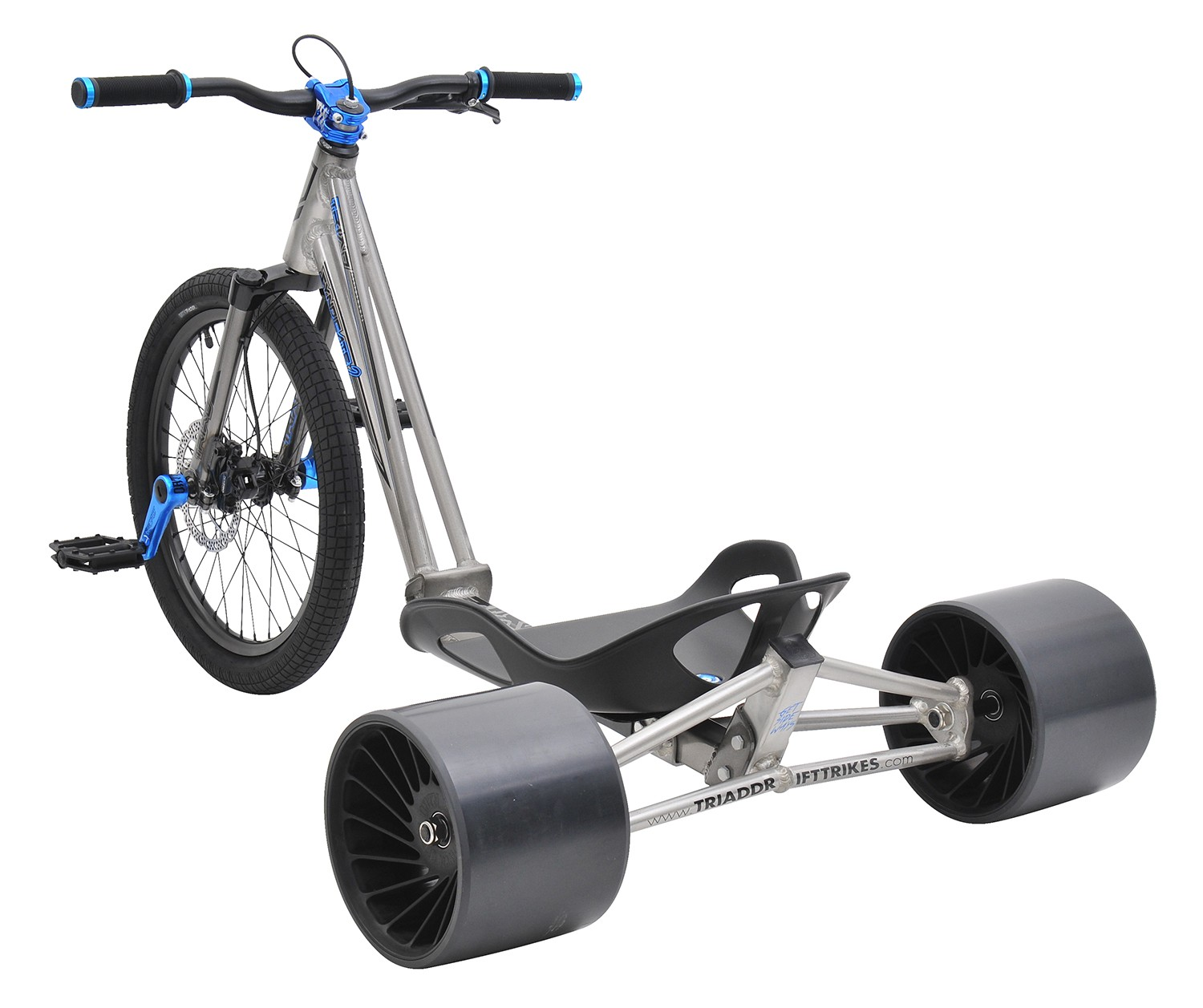 SYNDICATE 2 - RAW - Triad Drift Trikes New Zealand\'s Official Online ...