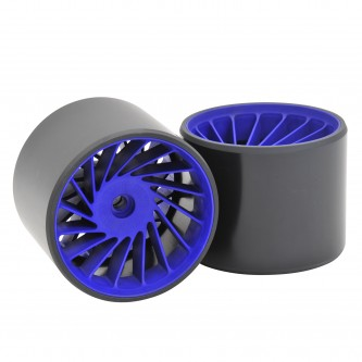 72009 vanguard rear wheel kit black-blue